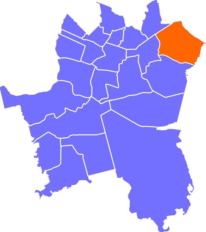 Katowice-Szopienice-Burowiec. Źródło: Wikimedia.org
